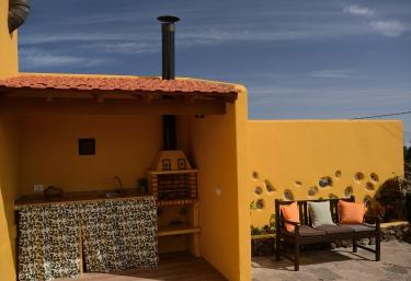 Finca La Majadera- Villa 1 dormitorio - La Esperanza, Tenerife
