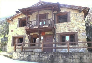 Casa L´Oso - Tras La Cruz - Tras La Cruz, Asturias