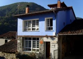 La Ballona - Tras La Cruz - La Cortina (Langreo), Asturias