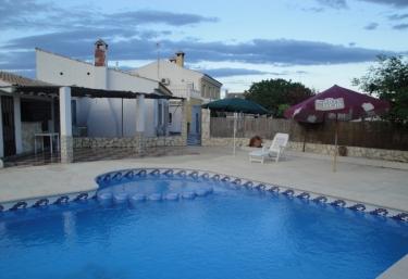 Casa Castillo - Villa Trinidad - Navares, Murcia