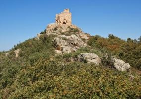 Castillo de Doshermanas