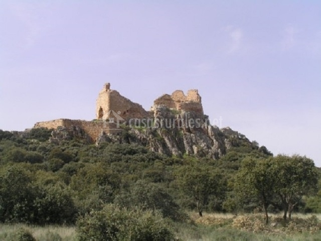 Castillo dos Hermanas Navahermosa
