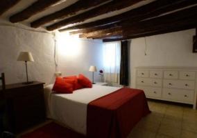 Loft Mirador con cama de matrimonio