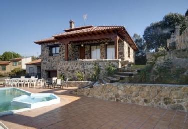 27 casas rurales con piscina en sierra de gredos - Casas rurales sierra de madrid con piscina ...