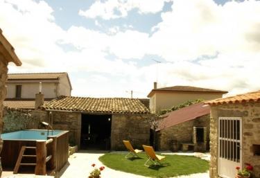Casa Abuela Herminia - Tudera, Zamora
