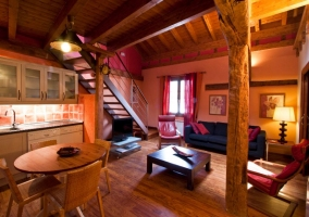 Apartamentos Turísticos Ezcaray- Suite Dúplex A