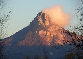 Monte San Donato de la Sierra de Andía