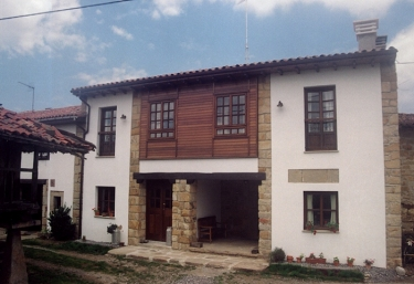 Casas rurales con chimenea en arguero for Casa rural con chimenea asturias
