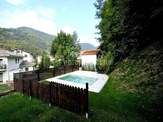 Can sisco en camprodon girona for Casa rural girona piscina