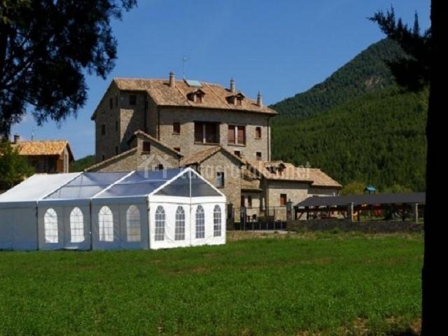 Casa el horno casas rurales pirineo en gerbe huesca - Casas del pirineo ...