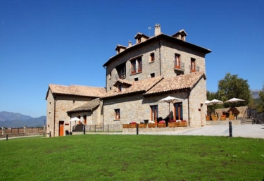 Casa El Horno - Casas Rurales Pirineo - Gerbe, Huesca