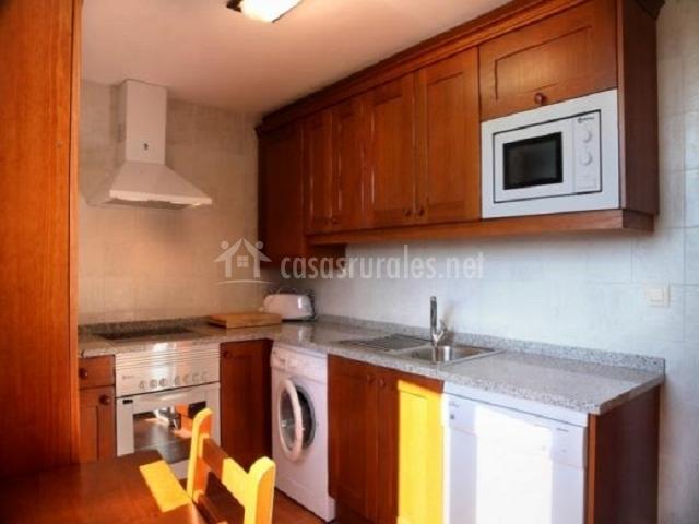 Cocinar Con El Lavavajillas | Apartamentos Rurales Casas Rurales Pirineo En Gerbe Huesca