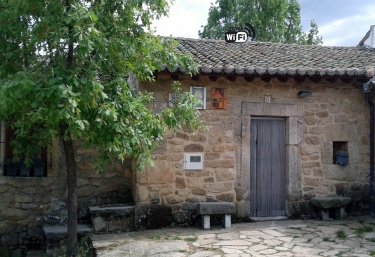 Vivegredos / Casa Tía Clotilde - Cabezas Bajas, Ávila