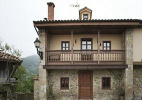 El balcón de Peña Mayor II