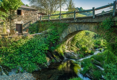 Rural A Ponte B - Villanueva De Oscos, Asturias