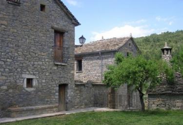 Casa Bardají - Coscojuela De Sobrarbe, Huesca