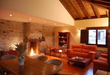 Casa El Oasis - Miguelañez, Segovia