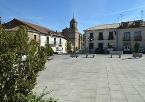 Plaza Mayor de Villacastín