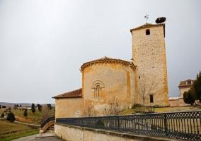 Iglesia de Santa Marta del Cerro