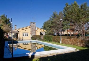 El Pinar de Ortigosa - Ortigosa Del Monte, Segovia