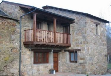 Complejo Rural San Justo-Casa pequeña - San Justo De Sanabria, Zamora