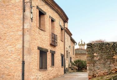 Casa El Enebro - Valdevarnes, Segovia
