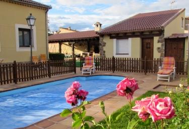 Casa Rural Villamercedes - Hontanares De Eresma, Segovia