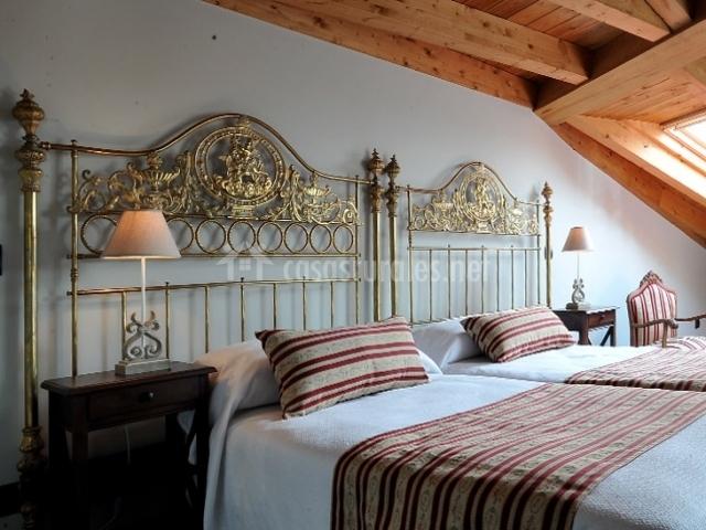 Dormitorios dorados solo apto para atrevidos aunque no - Dormitorios dorados ...