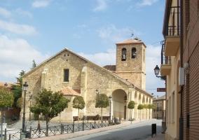 Iglesia de San Bartolomé en Martín Miguel