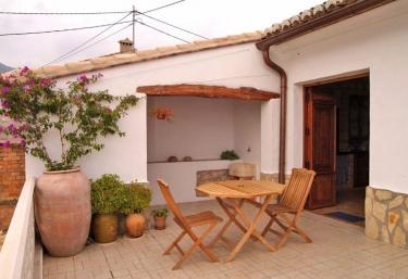 El Cantó - Campell, Alicante
