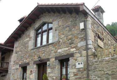 Casa Rural La Xiarapina - Serrapio, Asturias