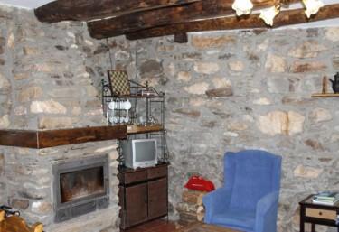Casas rurales con chimenea en cangas de narcea for Casa rural con chimenea asturias