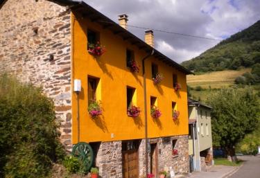 Apartamento rural Casa Pasarón - Moal, Asturias
