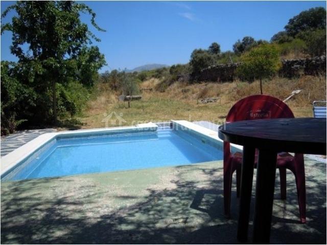 Casa rural villa c parra en oliva de plasencia c ceres for Casas rurales en caceres con piscina