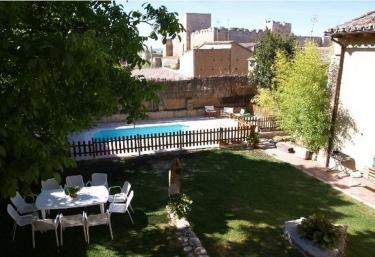 Casas rurales con piscina en trigueros del valle - Casa rural en valladolid con piscina climatizada ...