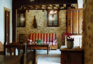 Casa Rural El Choricero - Bernuy De Porreros, Segovia
