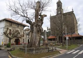 La Iglesia de Ispaster