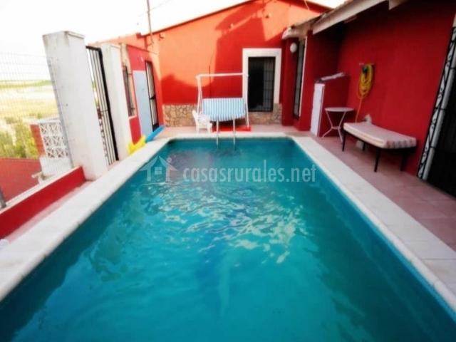Casa rural los medina i en molina de segura murcia - Casa rural murcia piscina climatizada ...