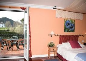 Suite 1 con terraza