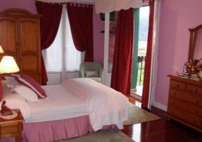 Suite 2 amplia con dormitorio