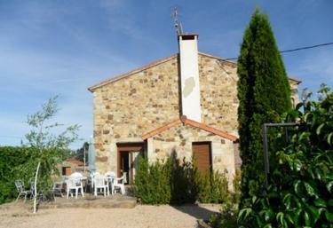 Casa de la Lastra - Sotillo Del Rincón, Soria