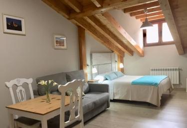 Apartamentos El Carril - Cue, Asturias