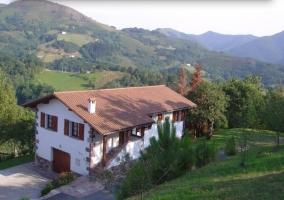 Casa y campos
