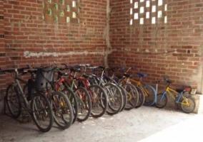 Bicicletas disponibles