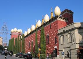 Museo de Dalí en Figueras