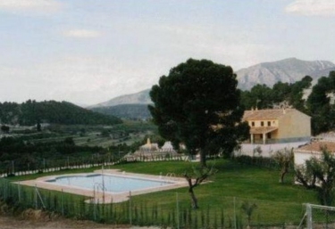 Cortijo Las Minas- Casa Principal - Caravaca De La Cruz, Murcia