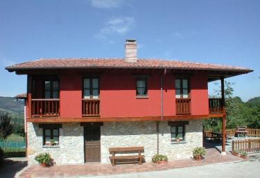 El Campón de San Martín I - San Martin (Piloña), Asturias