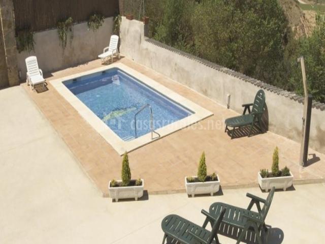 Cal mingo casas rurales en palou lleida - Casas rurales lleida piscina ...
