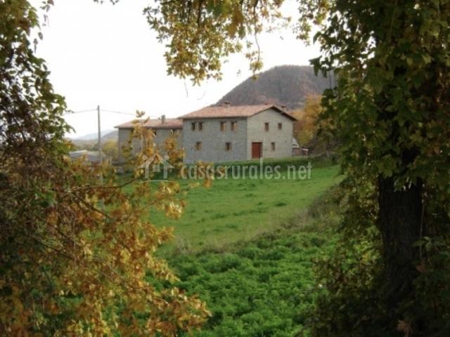 El colomer i en pruit barcelona - Casa rural en rupit i pruit ...