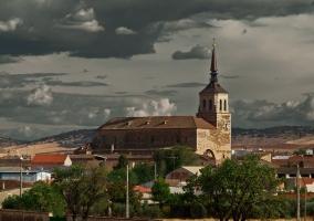 Iglesia de Santa Cruz de Mudela